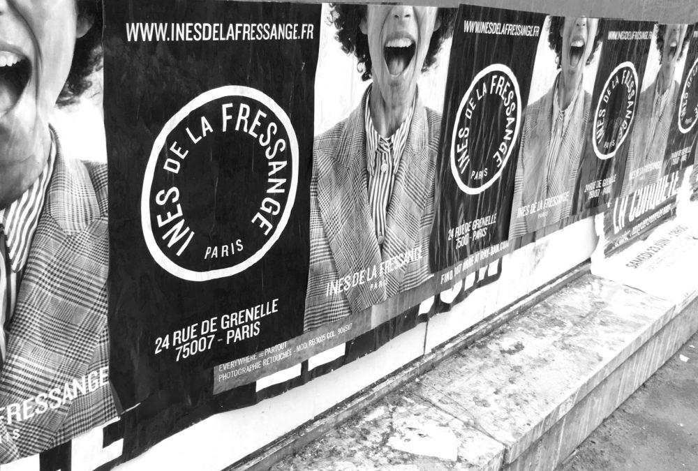 Ines de la Fressange par Sauvage111