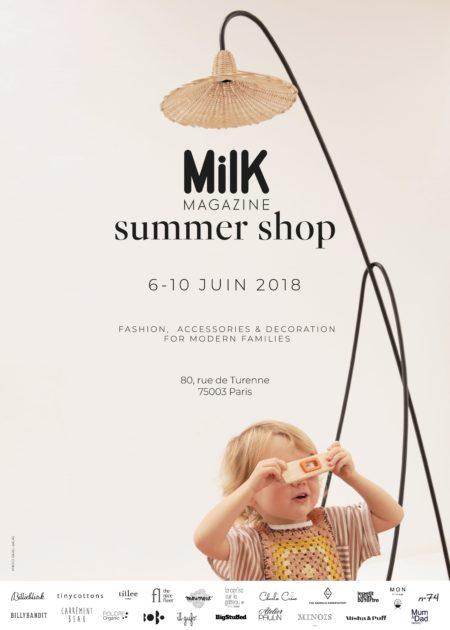 Milk Summer Shop par Sauvage111
