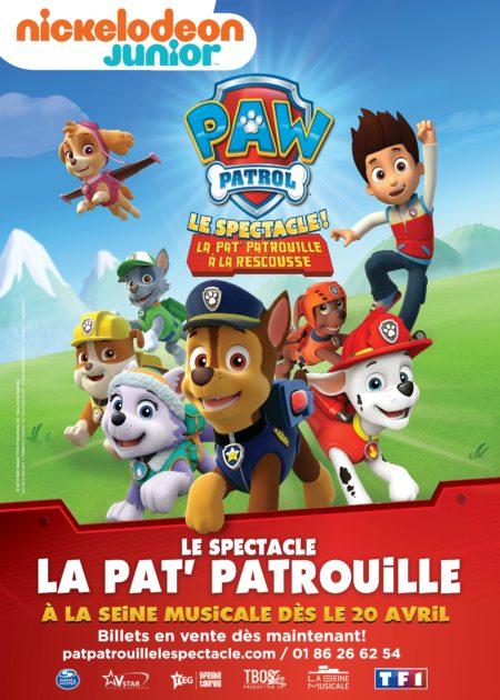 La Pat' Patrouille par Sauvage111