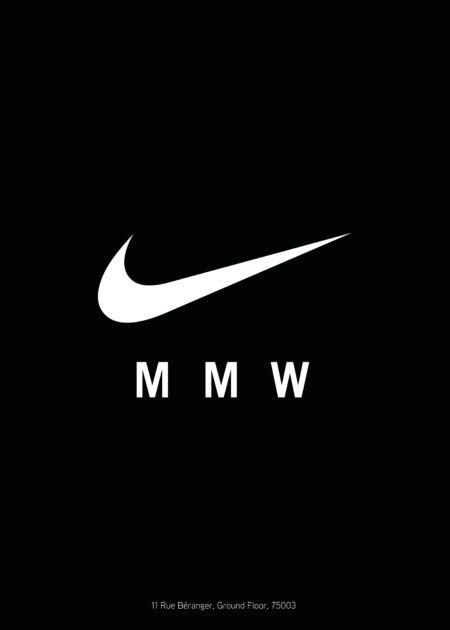 Nike x MMW by Sauvage111