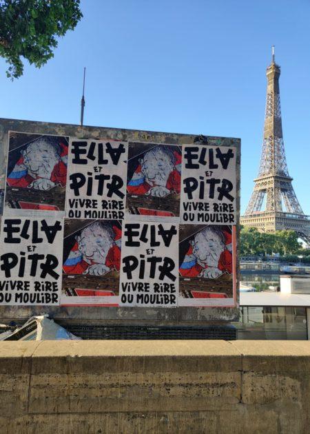 Ella & Pitr par Sauvage111