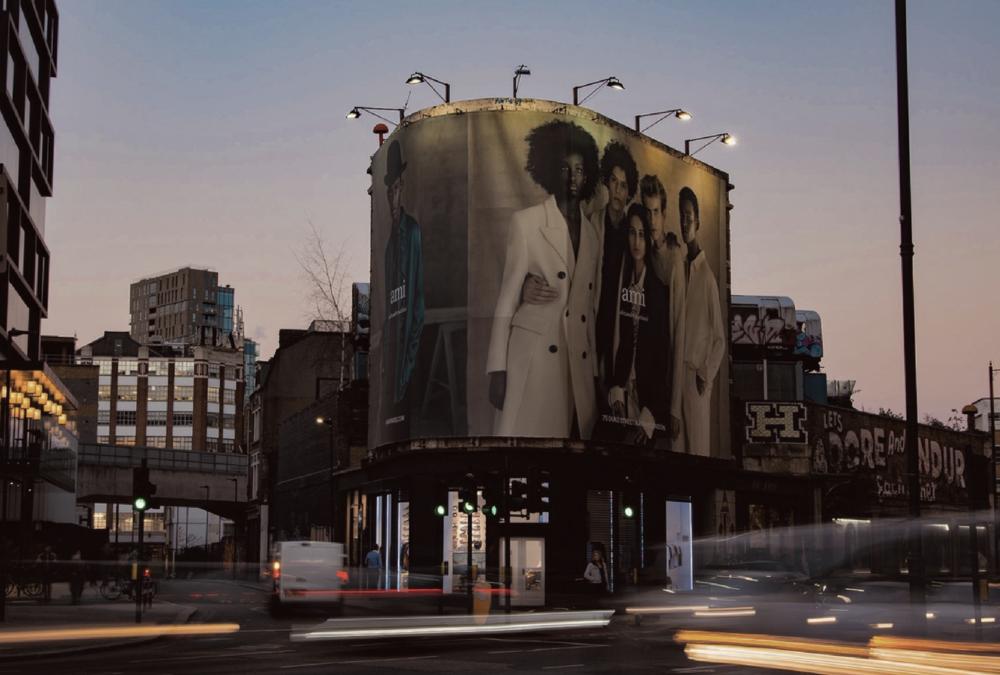 Ami Paris – Londres par Sauvage111